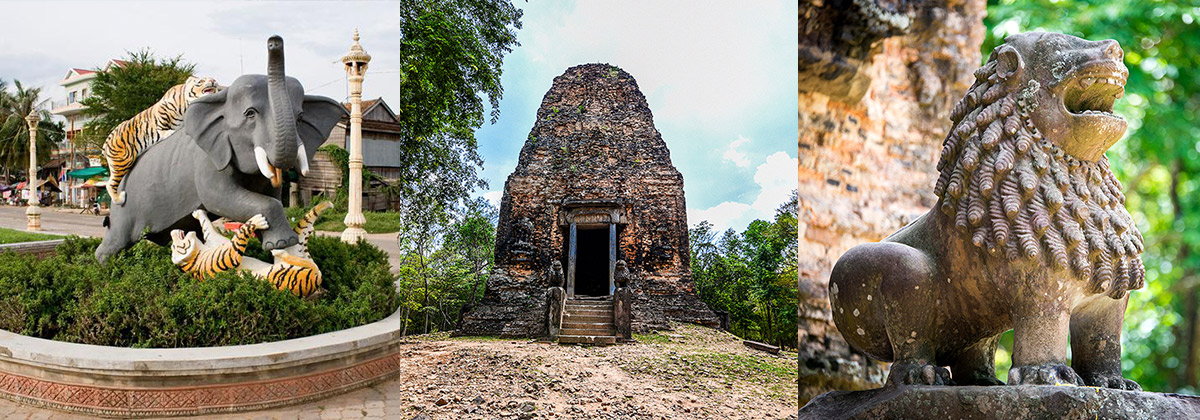 Kampong Thom Travel Guide
