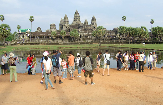 1 Day Angkor Wat Tour